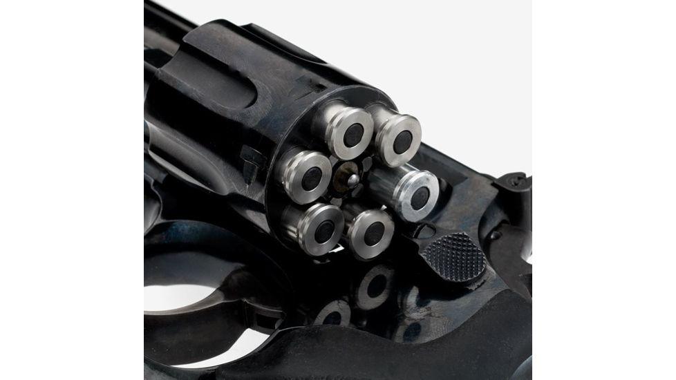 laser trainer cartridges inside revolver