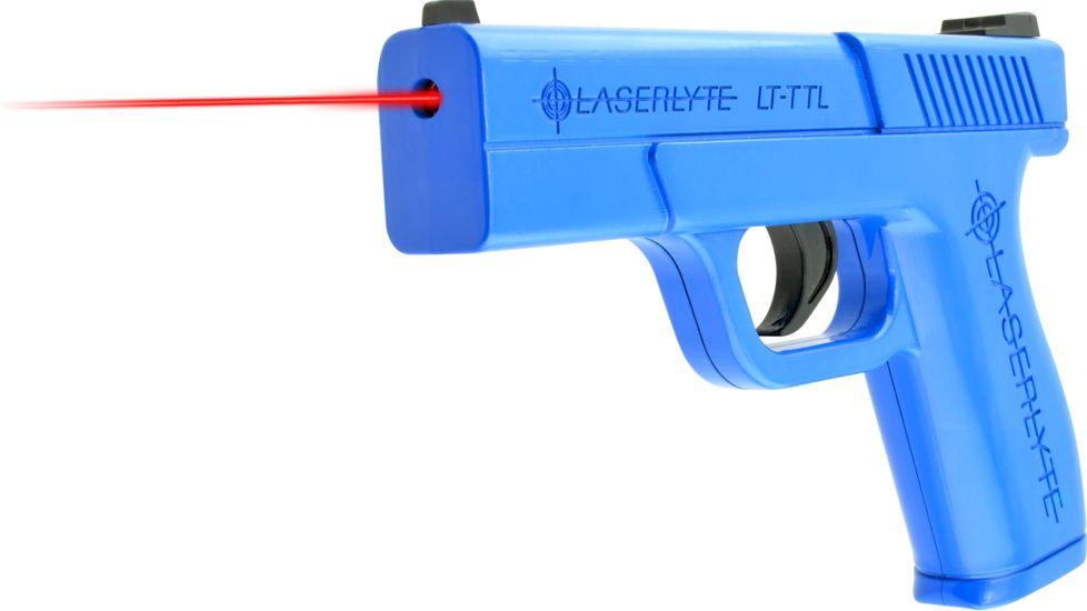 laser training pistol