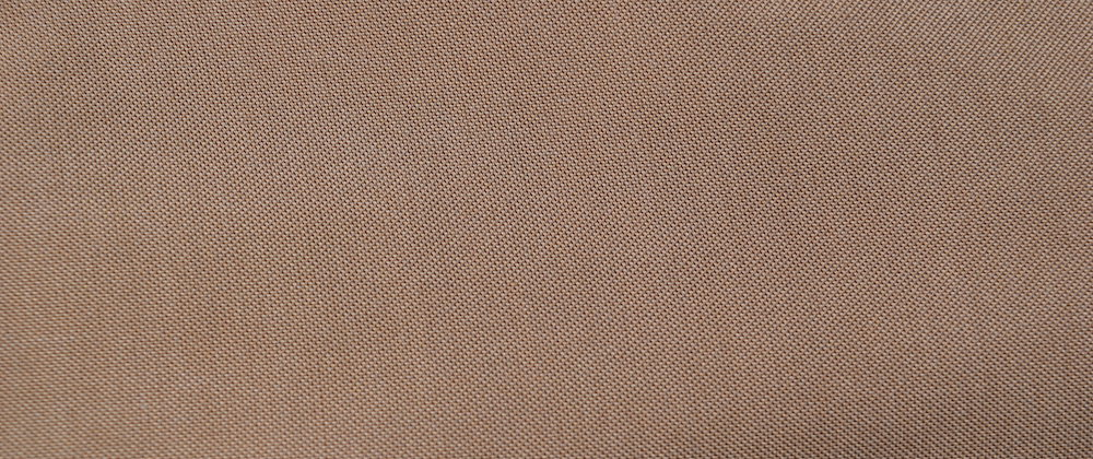 67 percent polyester and 33 percent cotton canvas fabric
