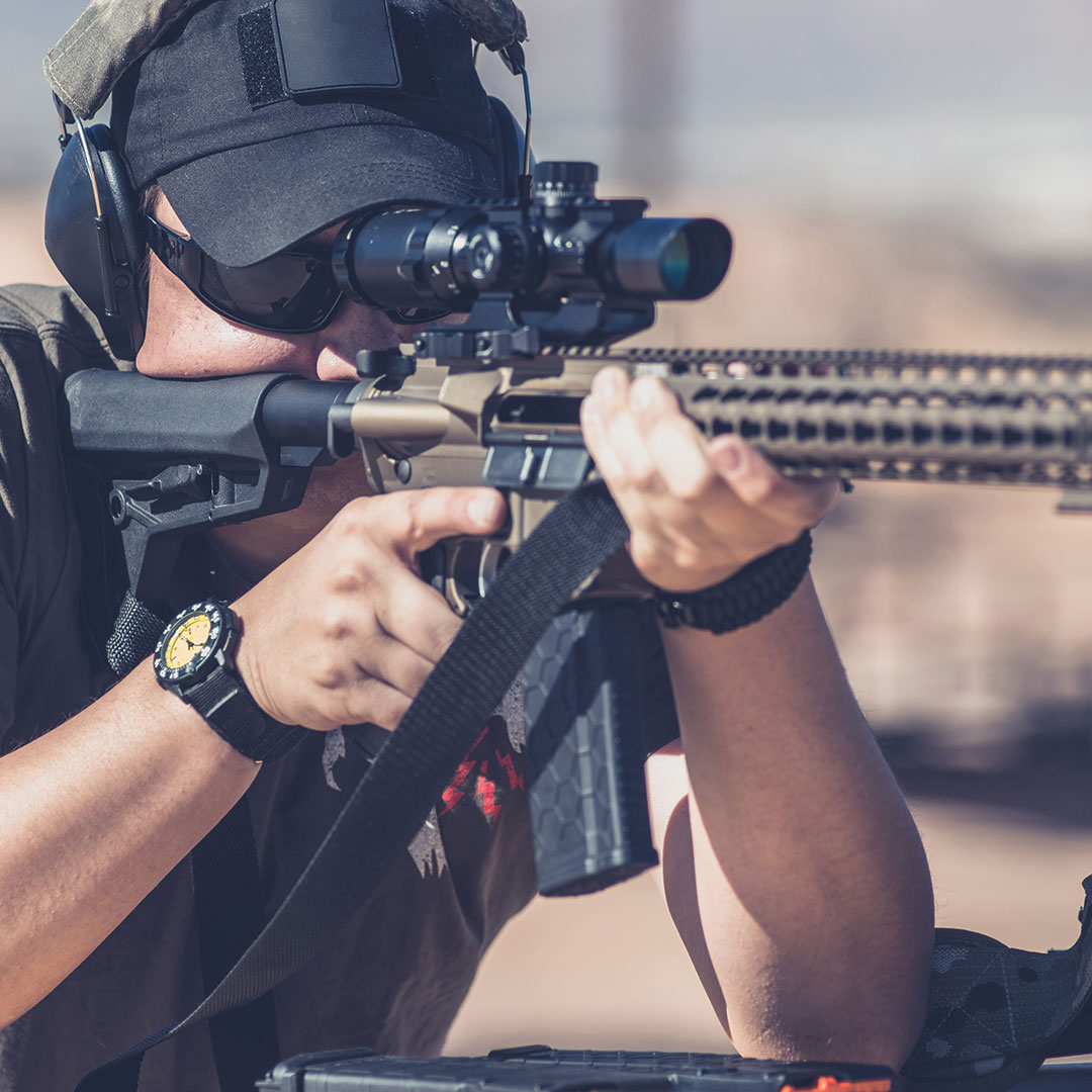 best types of scopes for competitive shooting