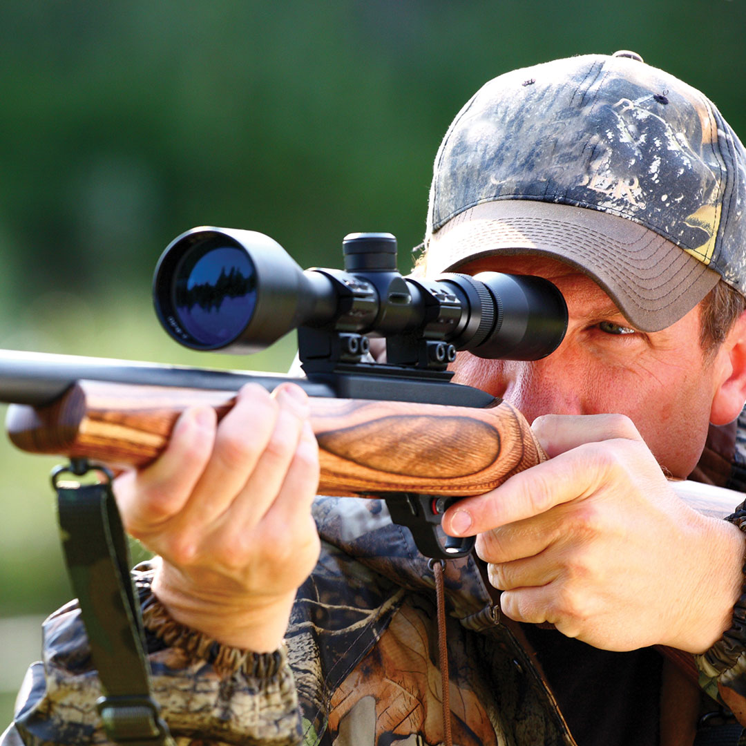 best types of scopes for hunting