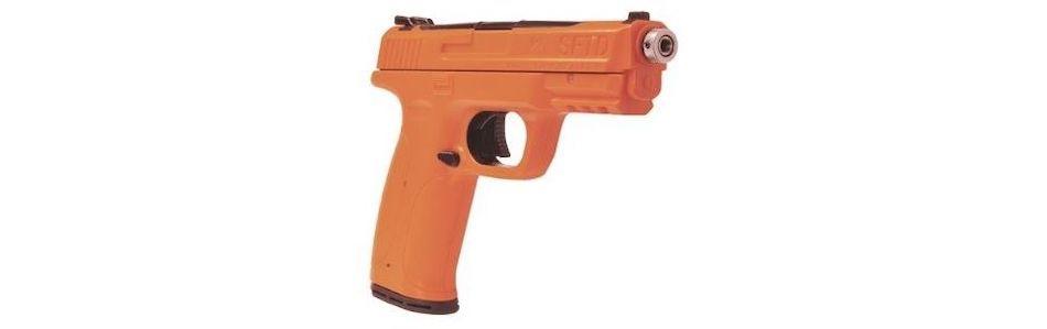 Smart Firearm Training Devices
