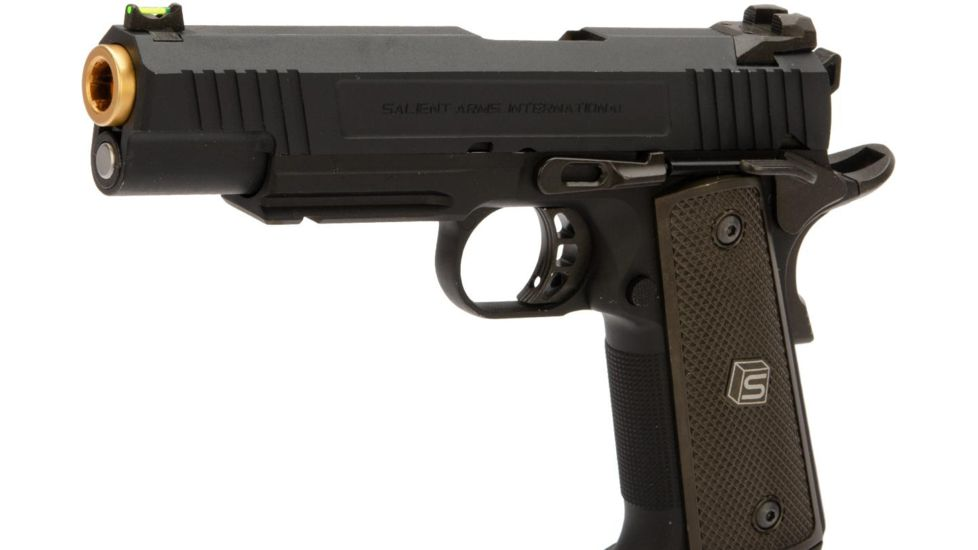 single-action trigger