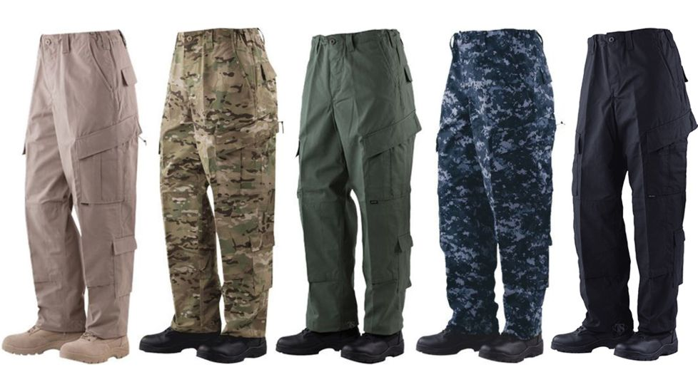tactical pants lineup