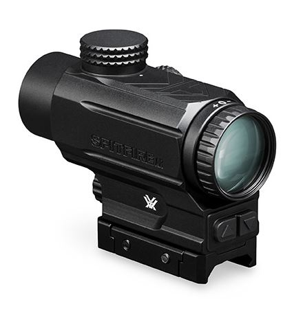 prismatic red dot scope