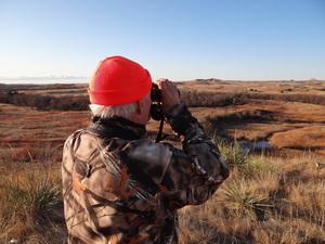 elk hunting binocular magnification