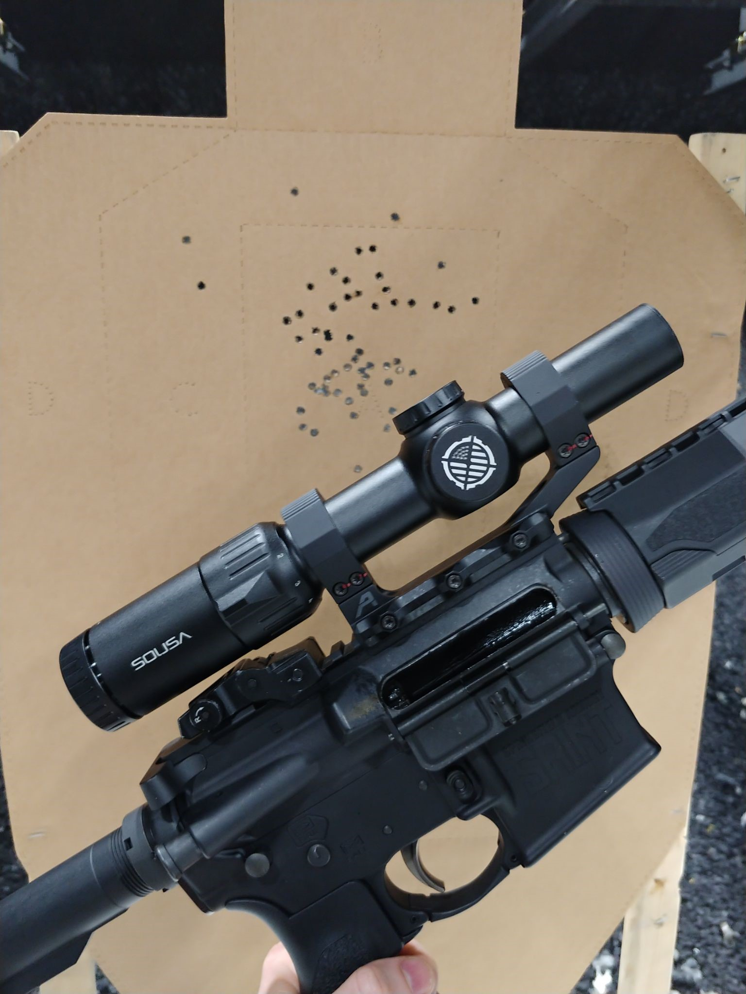 lpvo scope ar optic target
