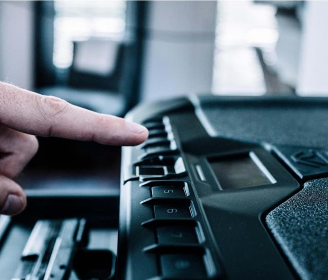 vaultek wifi biometric gun safe